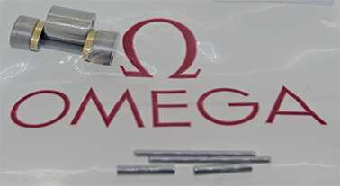 Omega Speedmaster Two Tone Link 114DA1469