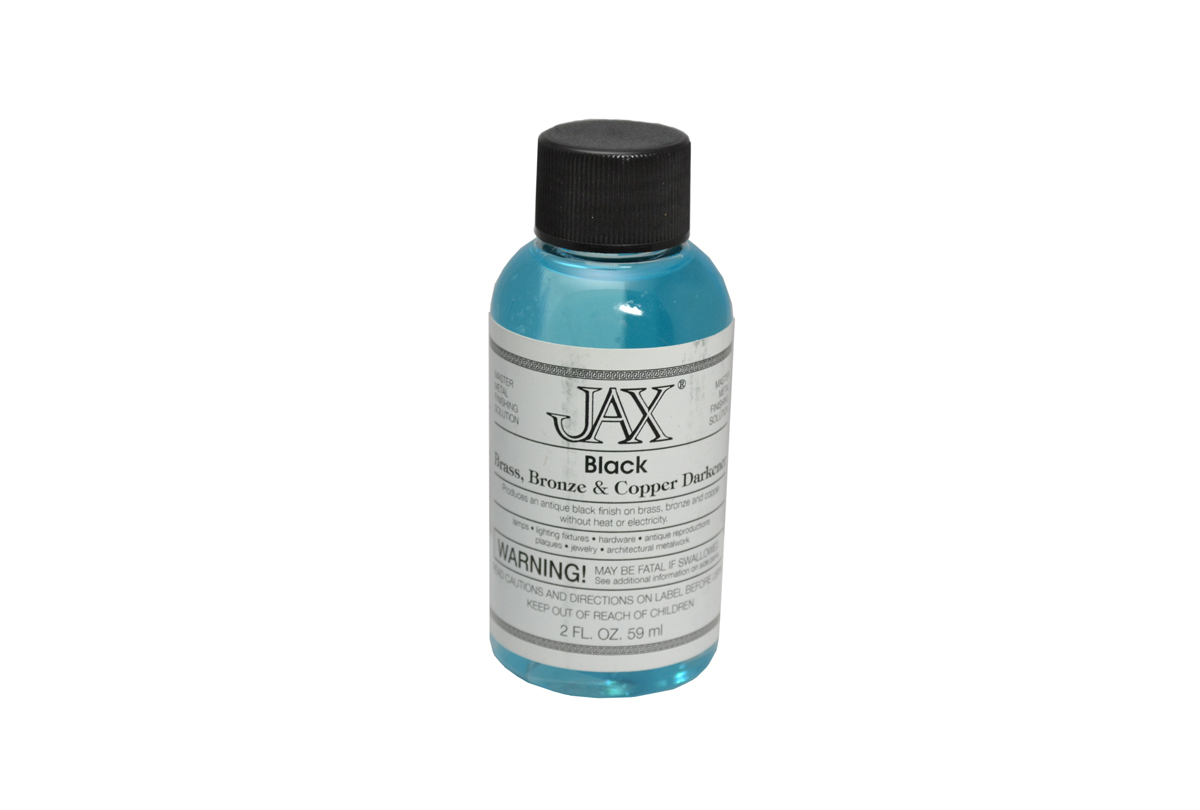 JAX Black Darkener, 2 oz.