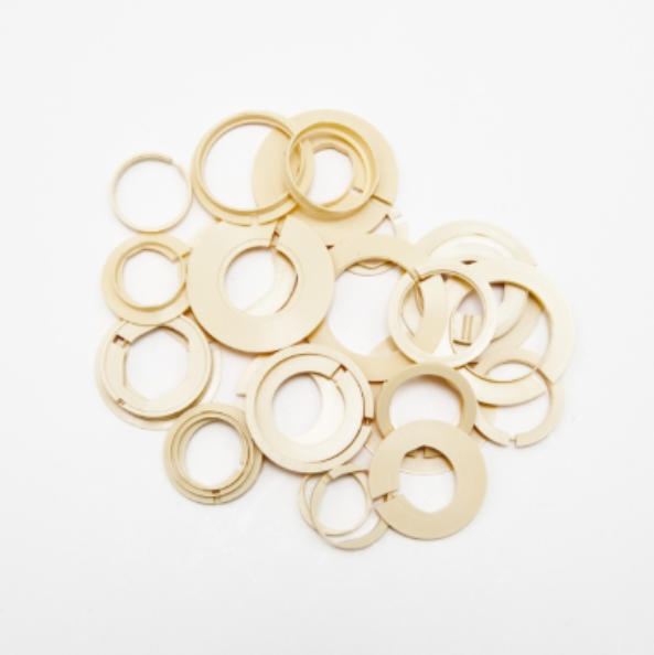 Movement Ring Assortment, 25 Pieces