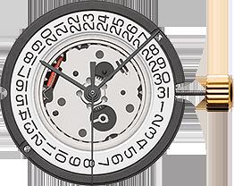ETA 804.112-D3 Quartz Watch Movement