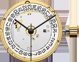 ETA E63.111-D3 Quartz Watch Movement-0