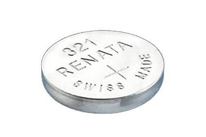 Renata Silver Oxide 321 Battery
