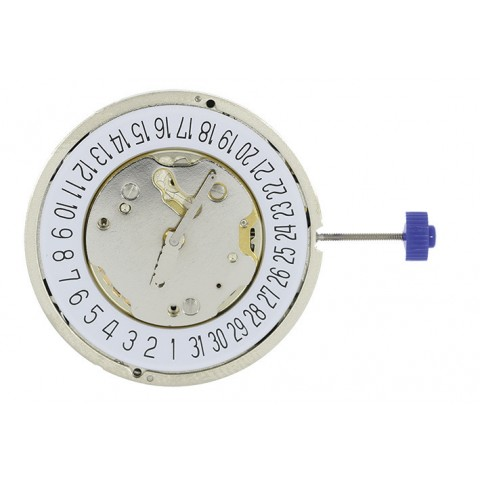 Ronda 5021D Quartz watch Movement
