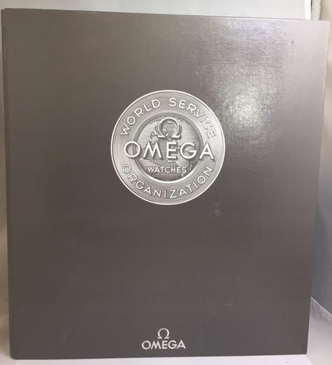 Omega Old Calibers Tech Guide Book-0