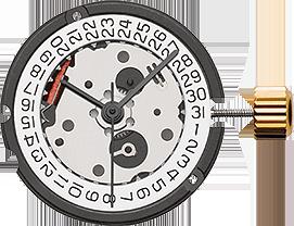 ETA 803.112-D3 Quartz Watch Movement