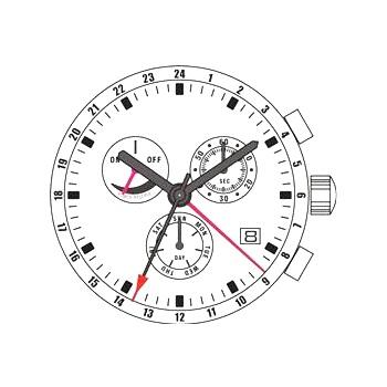 ISA 8173 Quartz Watch Movement