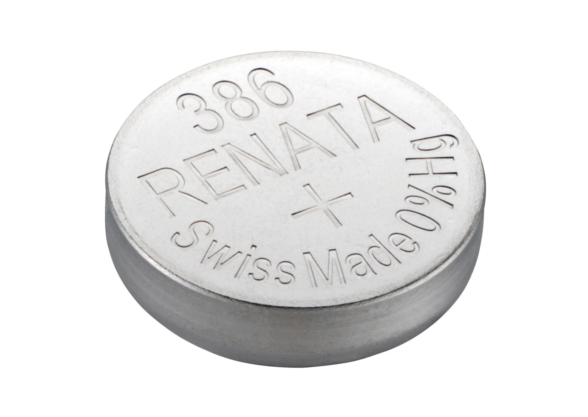 Renata Silver Oxide 386 Battery