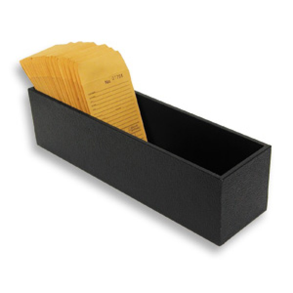 Large Envelope Repair Tray, Black 14 3/4