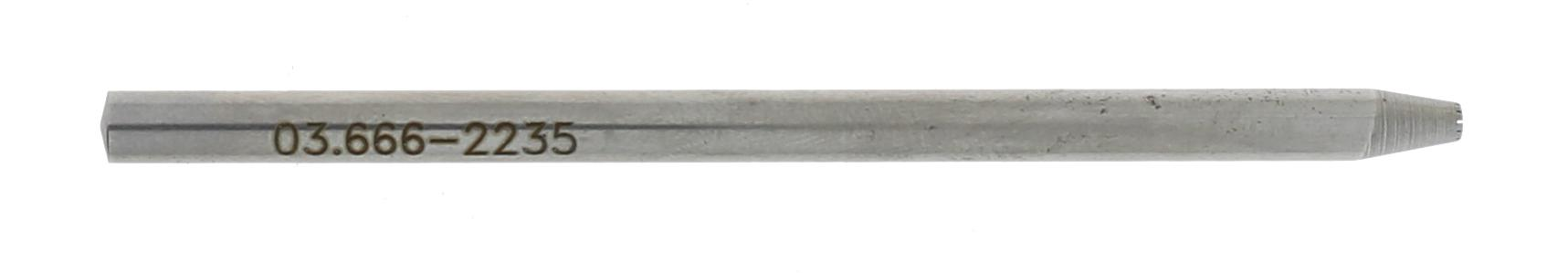 Oscillating Weight Axle Punch for Rolex 2235