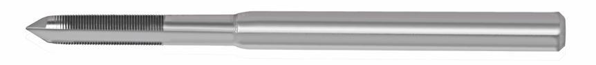 HSS Tap For Screw Pushers, Ø 2.50 x 0.20 mm