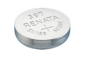 Renata Silver Oxide 397 Battery
