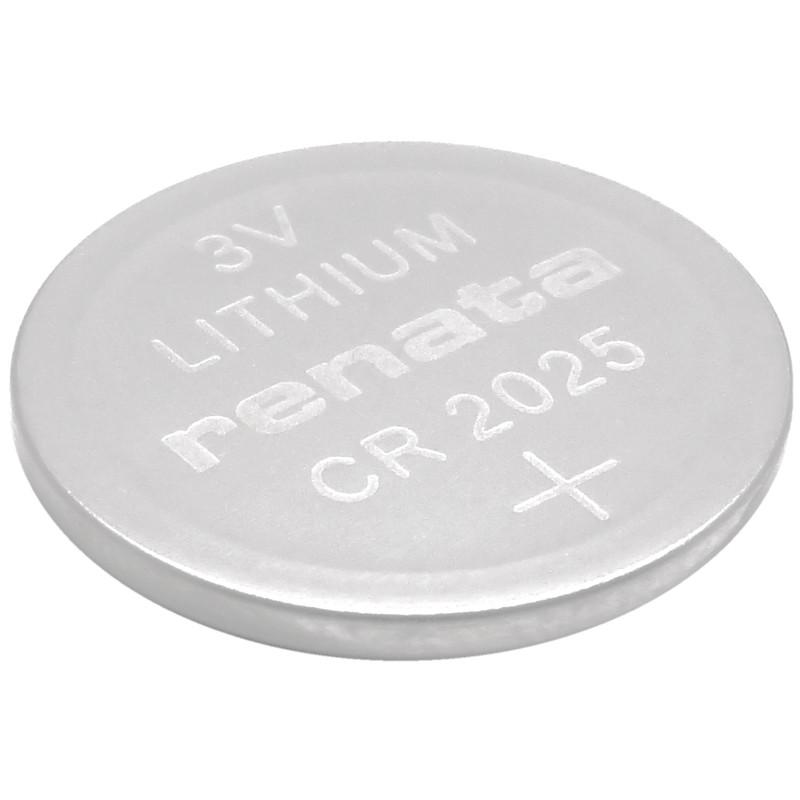 Renata Lithium Battery CR2025