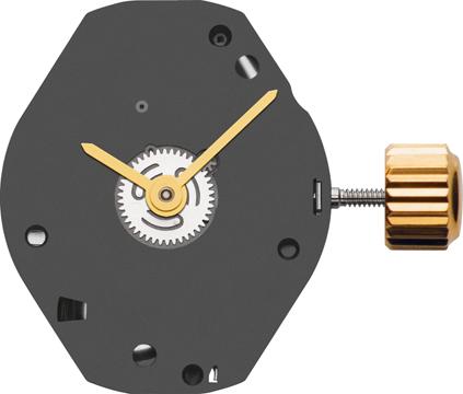ETA 802.002 Quartz Watch Movement
