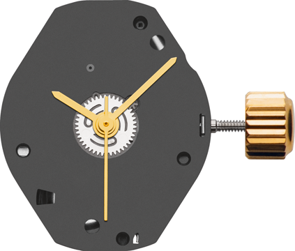 ETA 802.102 Quartz Watch Movement