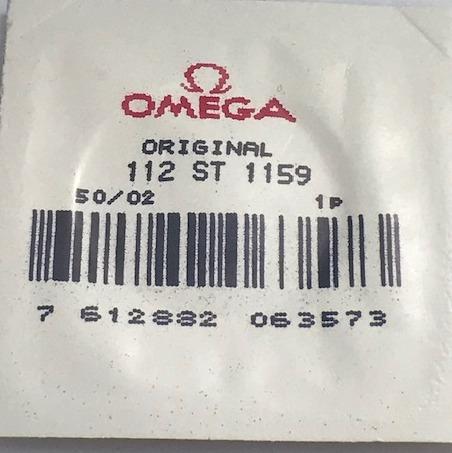 Genuine Omega Case Back 112ST1159-0