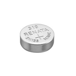 Renata 319 Silver Oxide Battery