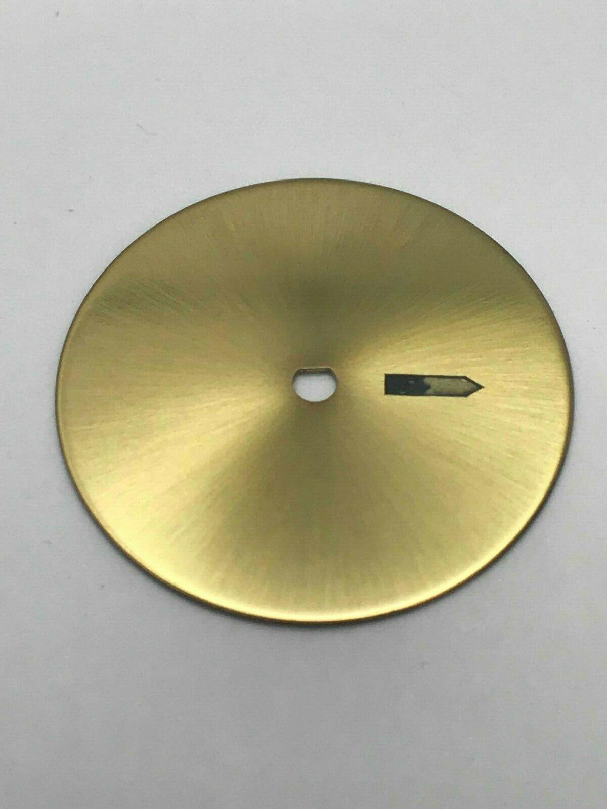 Zodiac 70 Olympus Gold Hour Dial