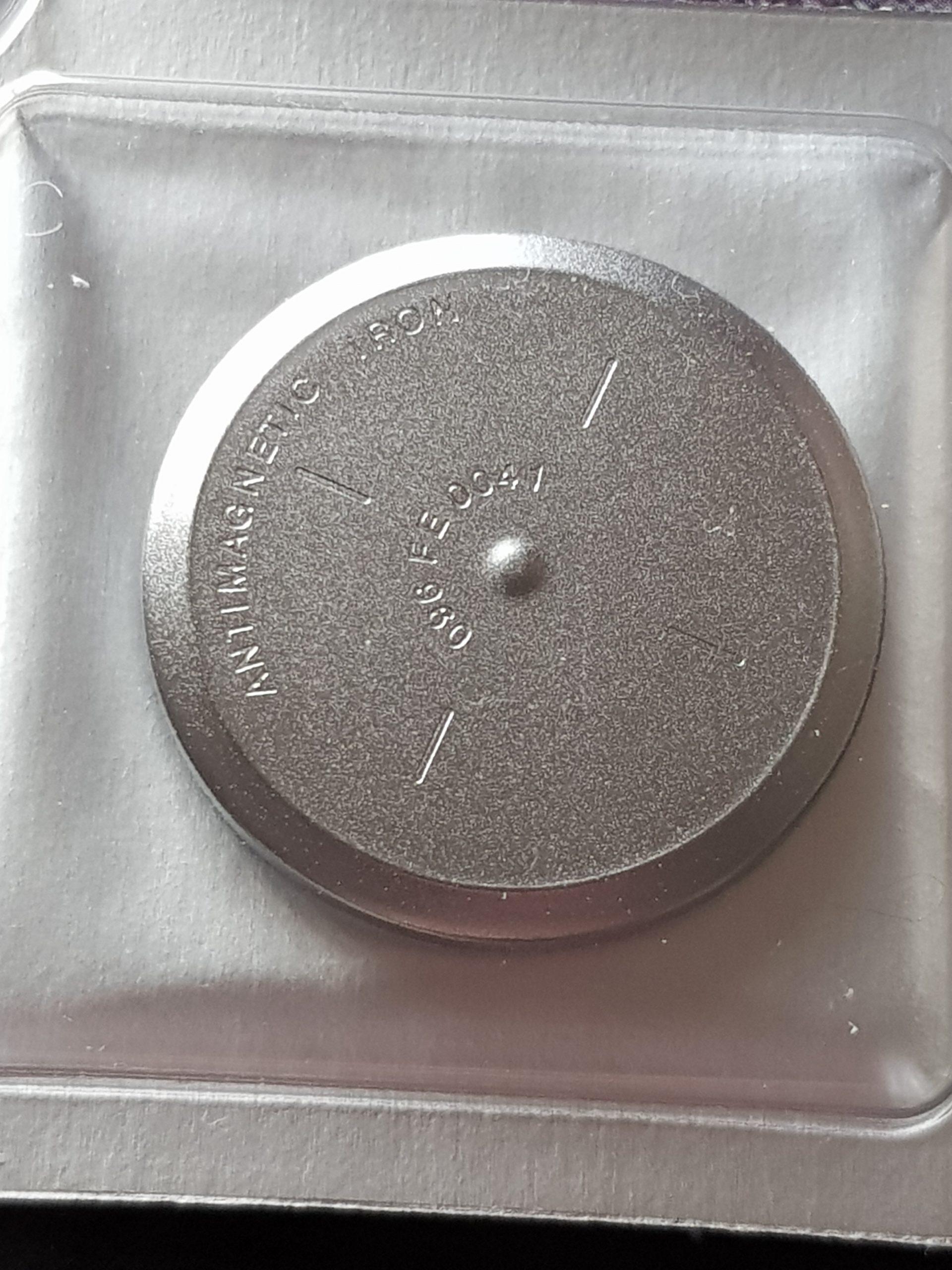096FE0041 Genuine Omega Anti-Magnetic Dust Cover