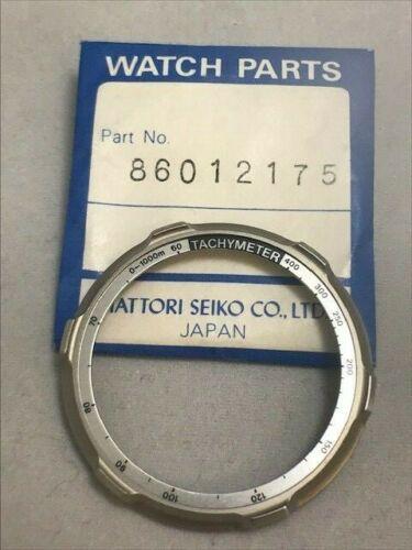 Seiko H601-8020 Bezel SQ Arnie SBJ065 Tachymeter