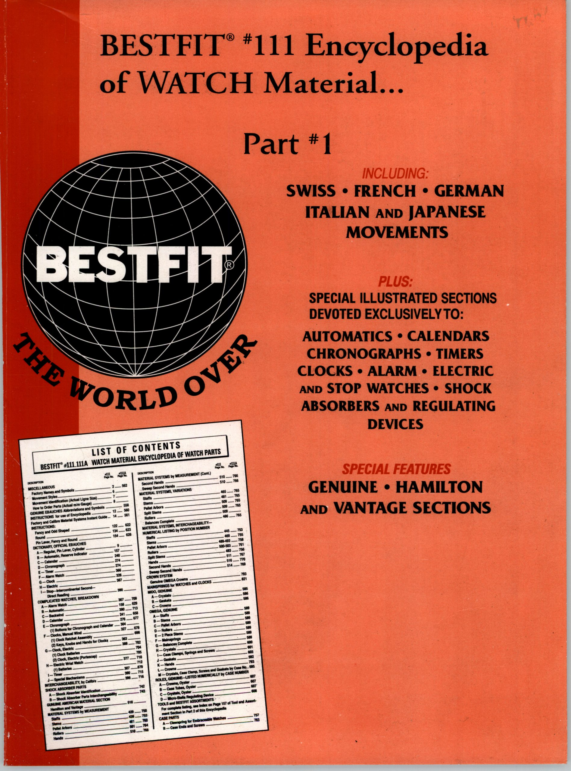 Bestfit Encyclopedia Books #111