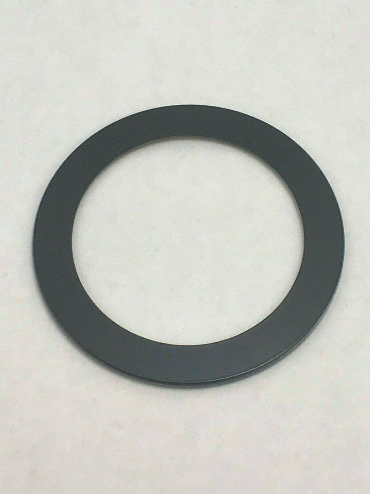 Generic Movado Bold Black Watch Crystal 01.3.29.6017