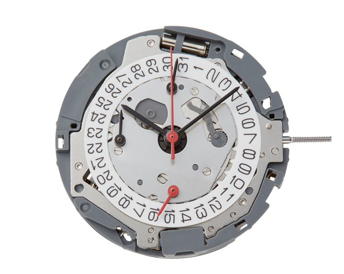 Miyota 0S62 Quartz Watch Movement