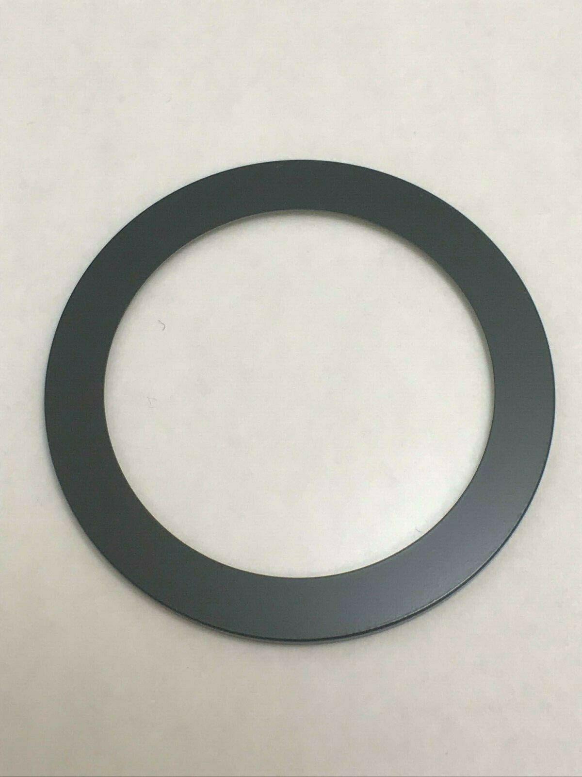 Generic Movado Bold Black Chronograph Crystal 01.1.29.6011