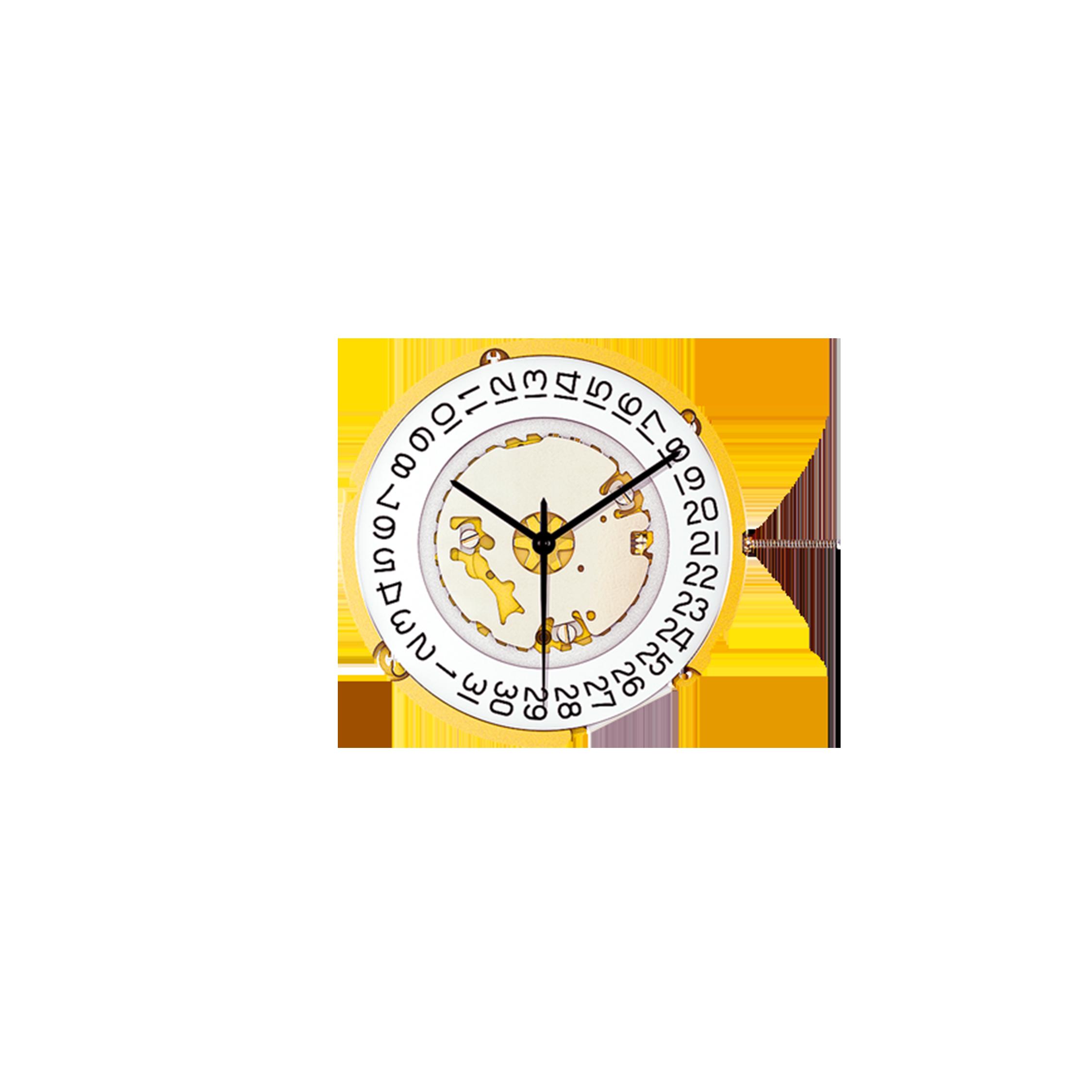 Ronda 6003D Quartz Watch Movement