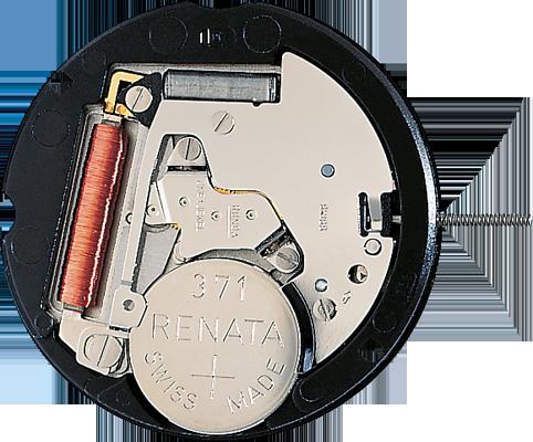 Ronda 502-H2 Quartz Watch Movement-0