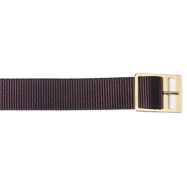 Brown Nylon Sport Watch Strap, 2 sizes