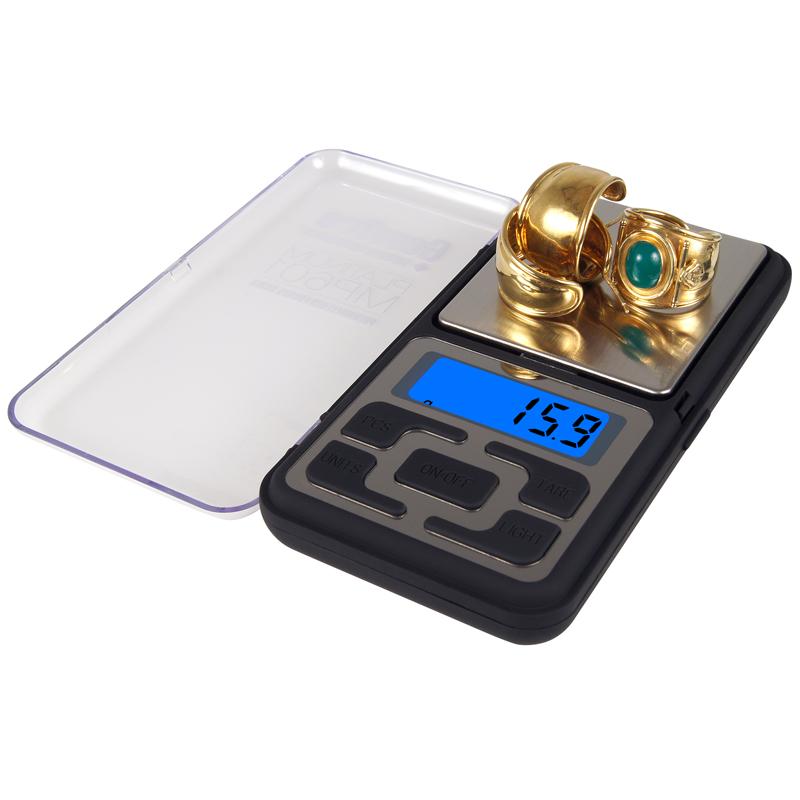 GEMORO Platinum® MP601 Premium Class Pocket Scale