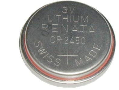 Renata Lithium Battery CR2450N