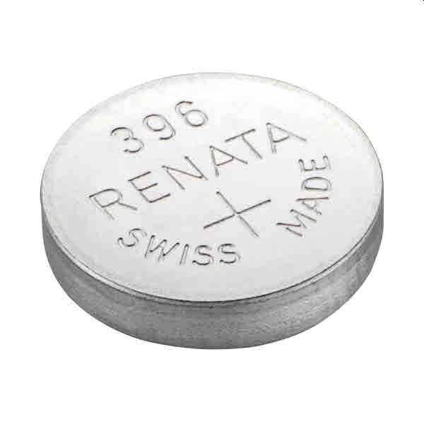 Renata 396 Silver Oxide Battery