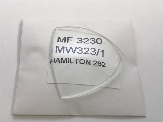 Hamilton Ventura/Pacer Generic Mineral Crystal